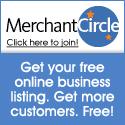 Free online business listing on MerchantCircle.com