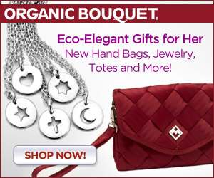 Gifts for her at OrganicBouquet.com