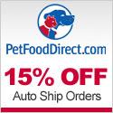 Save on Pet Food and Supplies at PetFoodDirect