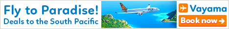 Escape to Paradise with Fiji Airways! Compare & Save with Vayama™.