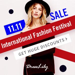 11.11 Sale: International Fashion Festival