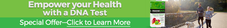 Easy At-Home Genetic Testing at HomeDNA.com!