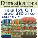 domestications.com promo code coupon code