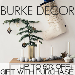 Save up to 60% at Burkedecor.com