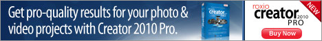 Roxio: Digital Media Software for both PC & Mac