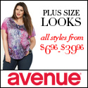 Avenue.com Plus Size Looks from Head to Toe