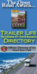 Trailer Life Directory 2008 - Order Now, Save 50%