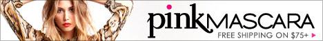 Pink Mascara Free Ship $150 purchase