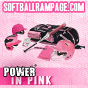 Power In Pink at Softball Rampage