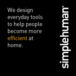 Visit us at simplehuman.com