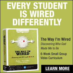 The Way I'm Wired DVD Curriculum