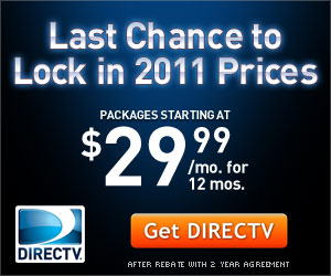 Satellite TV from $24.99/mo.Free Installation and HD DVR