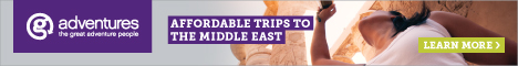 G Adventures Middle East