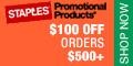 $100 off orders $500+