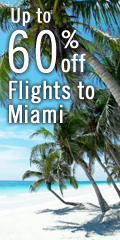 Weekend Getaways to Miami!