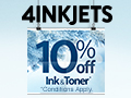 4inkjets! Ink and Toner
