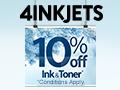 4inkjets! Ink and Toner