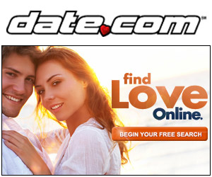 Date.com - Date Singles in your home town