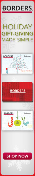 Holiday Gift Card Promotions at Borders.com!