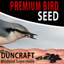 Shop Duncraft Wildbird Superstore for incredible January Savings AND Free Shipping!
