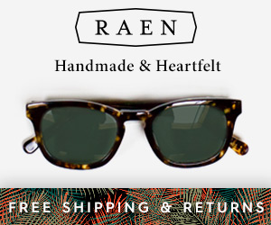 Shop RAEN handmade sunglasses