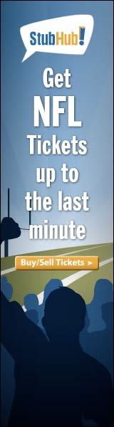 Get NFL Tickets at StubHub!