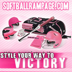 Style Your Way To Victory - Softball Rampage