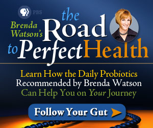 Brenda Watson's Road to Perfect Health