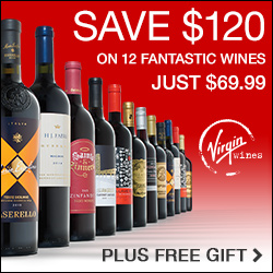 Valentine Gift Ideas for Him & Her from Virgin Wine Club