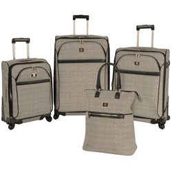 Anne Klein Calgary  4 Piece Spinner Luggage Set Now