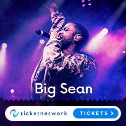 Big Sean Tickets