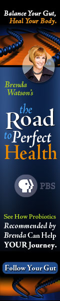 Brenda Watson: Probiotics - Road to Perfect Health