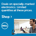 Dell Canada Super Sale! Save up to 45% off select electronics and accessories at limited quantities.
