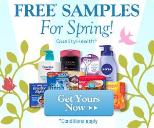 FREE Spring Samples
