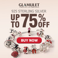 Siver Charm Bracelets - Upto 75% Off + Free Shipping