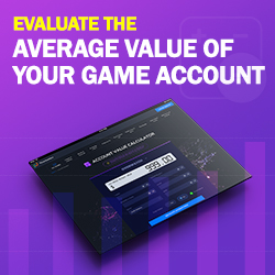 Calculate the Value of your Game Account