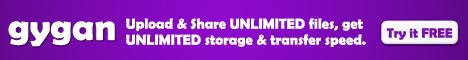 Upload Unlimited Files, Get Unlimited Storage