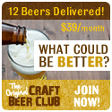The Original Craft Beer Club Coupon: $10 Off 3-Month Prepaid Membership Deals