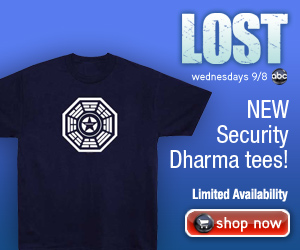 Get the Gear seen on your favorite Lost Characters