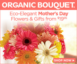 Eco-Elegant Mother's Day Flowers & Gifts from $19.
