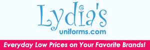 LydiasUniforms.com for Top Brands & Low Prices