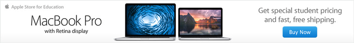 Apple MacBook Pro - get Apple education pricing