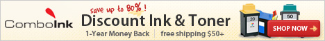 ComboInk.com - Save up to 80% on Ink and Toner!