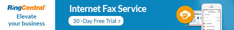 USA RingCentral Fax - 25% Off First 6 Months any plan