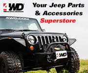 4WD is your Jeep parts and accessories superstore.