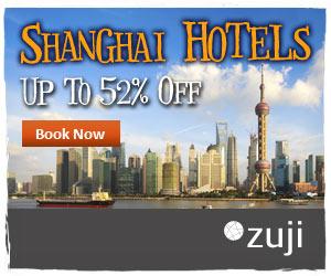 Shanghai Hotel Deals
