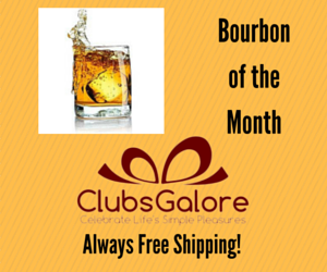 Bourbon of the Month