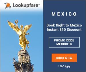 Mexico Flight Deals at Lookupfare