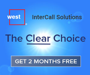 The Clear Choice is Intercall - Get 2 months free