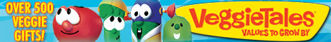 VeggieTales Official Store - Over 500 Veggie Gifts